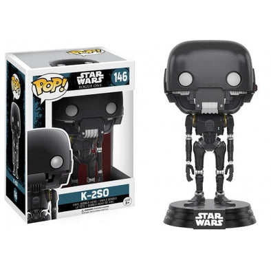 Buy Pop! Star Wars: Rogue One - K-2S0 and more Great Funko & POP! Products at 401 Games