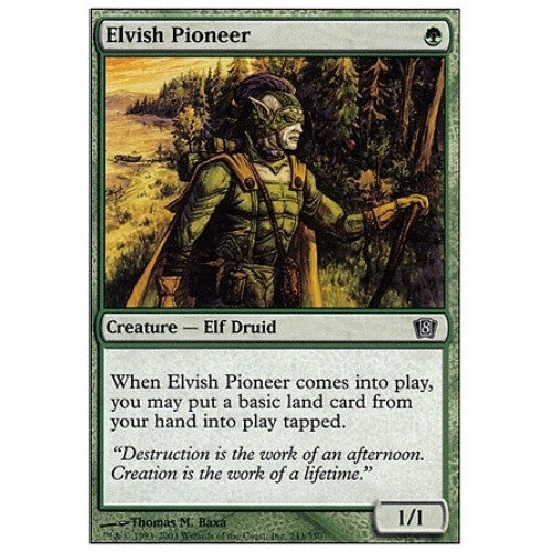 Elvish Pioneer - 401 Games