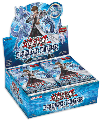 Buy Yugioh - Legendary Duelists: White Dragon Abyss and more Great Yugioh Products at 401 Games