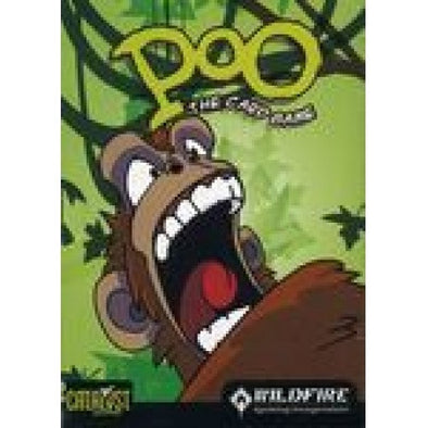 Poo - The Card Game available at 401 Games Canada