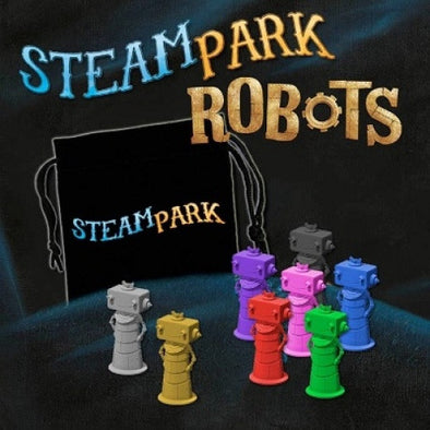 Steam Park - Robots Expansion - 401 Games