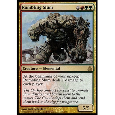 Rumbling Slum (GPT) available at 401 Games Canada