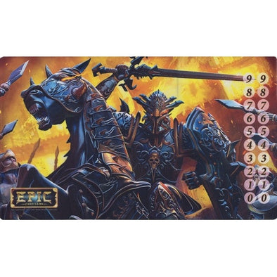 Epic Card Game - Dark Knight Playmat - 401 Games