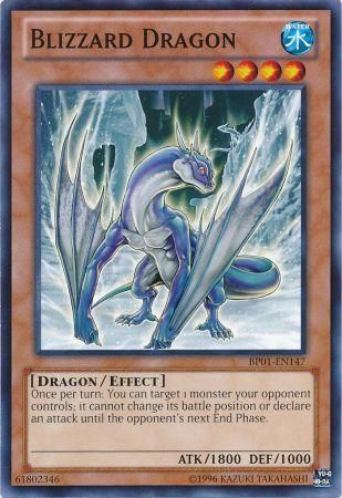 Blizzard Dragon - (Starfoil Rare) (BP01) available at 401 Games Canada