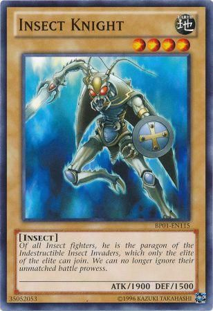 Insect Knight - (Starfoil Rare) (BP01) available at 401 Games Canada