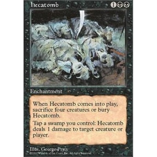 Hecatomb - 401 Games