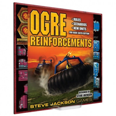 Ogre - Reinforcements - 401 Games