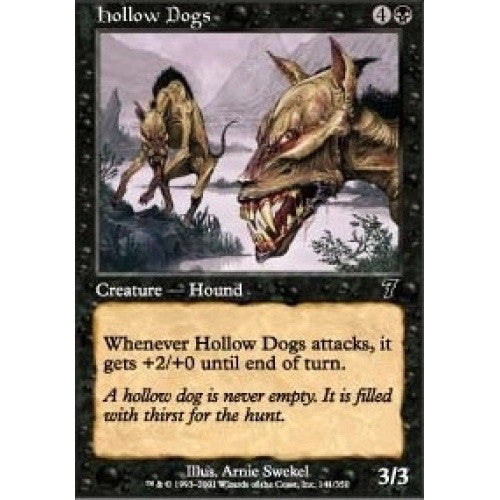 Hollow Dogs - 401 Games