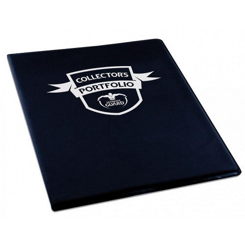 Buy Ultimate Guard - 9 Pocket Collector's Portfolio - Black and more Great Sleeves & Supplies Products at 401 Games