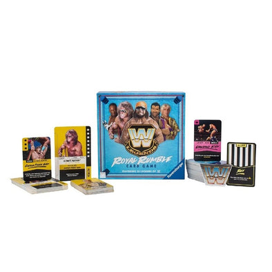 WWE Legends Royal Rumble Card Game available at 401 Games Canada