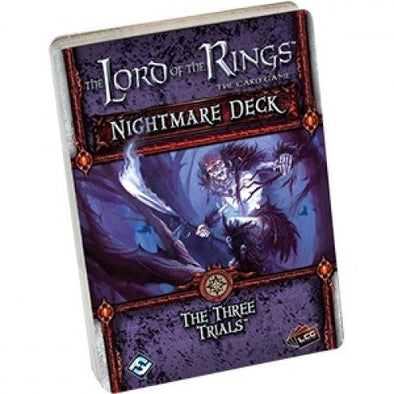 Lord of the Rings LCG - The Three Trials Nightmare Deck