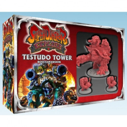 Super Dungeon Explore - Testudo Tower - 401 Games