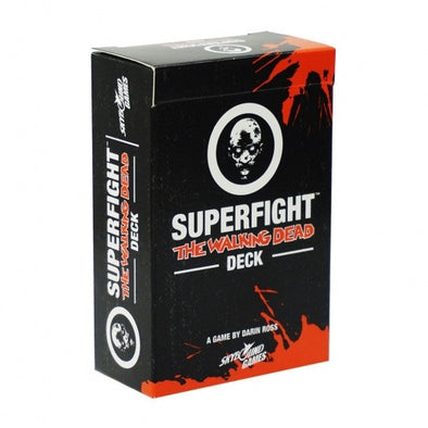 Superfight - The Walking Dead Deck available at 401 Games Canada