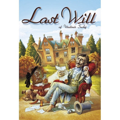Buy Last Will and more Great Board Games Products at 401 Games
