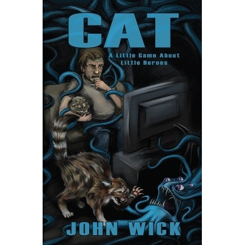 Cat - Core Rulebook (Revised and Expanded) available at 401 Games Canada