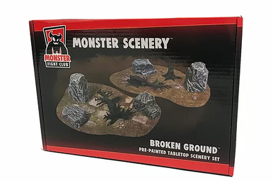Monster Scenery - Broken Ground available at 401 Games Canada