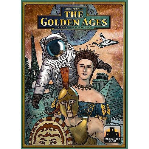 Buy The Golden Ages and more Great Board Games Products at 401 Games