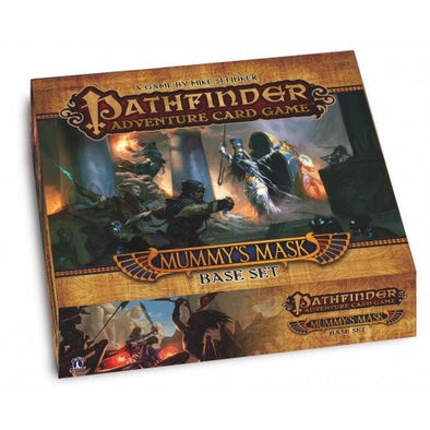 Buy Pathfinder Adventure Card Game - Mummy's Mask Base Set and more Great Board Games Products at 401 Games