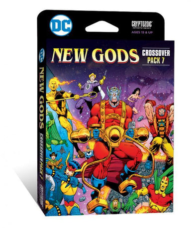 DC Comics Deck Building Game - Crossover Pack #7 - New Gods