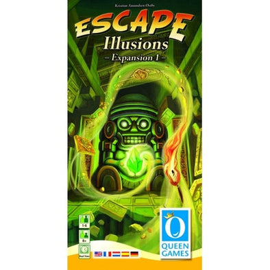 Escape: The Curse of the Temple - Illusions Expansion - 401 Games