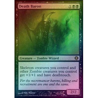 Death Baron (Foil) (ALA) available at 401 Games Canada