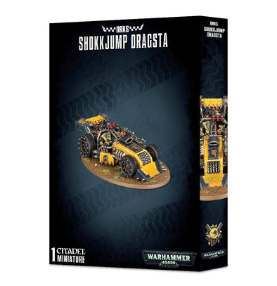 Warhammer 40,000 - Orks - Shokkjump Dragsta available at 401 Games Canada