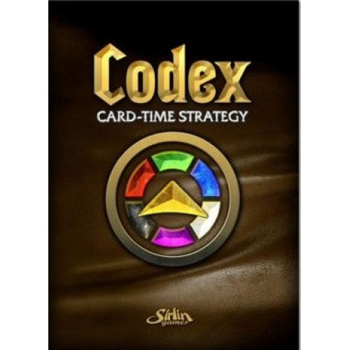Codex: Card-Time Strategy - 100 Protective Card Sleeves - 401 Games