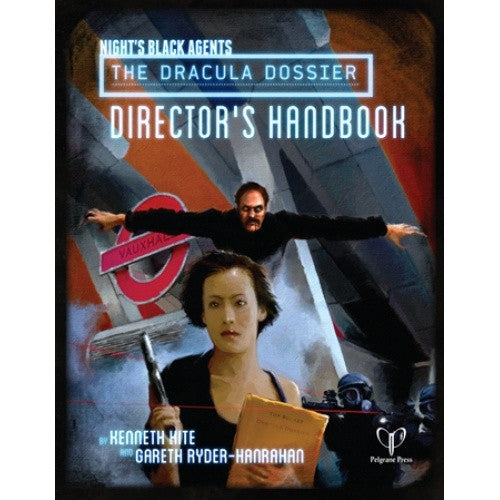 Night's Black Agents - The Dracula Dossier - Director's Handbook - 401 Games