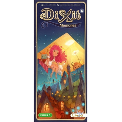 Buy Dixit - Memories - 6 and more Great Board Games Products at 401 Games