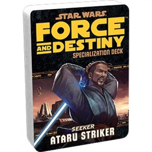 Star Wars: Force and Destiny Deck - Ataru Striker available at 401 Games Canada