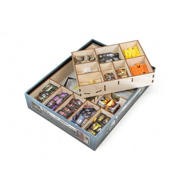 The Broken Token - The Manhattan Project - Box Organizer - 401 Games