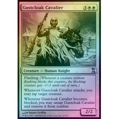 Gustcloak Cavalier (Foil) (TSP) available at 401 Games Canada