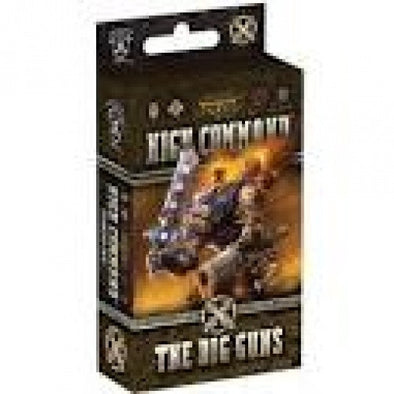 High Command Expansion: The Big Guns - 401 Games