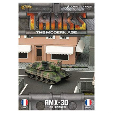 Tanks - Modern Age - French - AMX-30