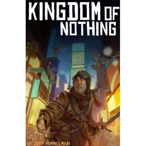 Kingdom of Nothing - Core Rulebook - 401 Games