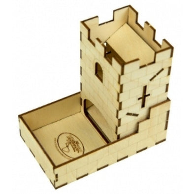 Dice Tower - The Broken Token - Mini Dice Tower available at 401 Games Canada