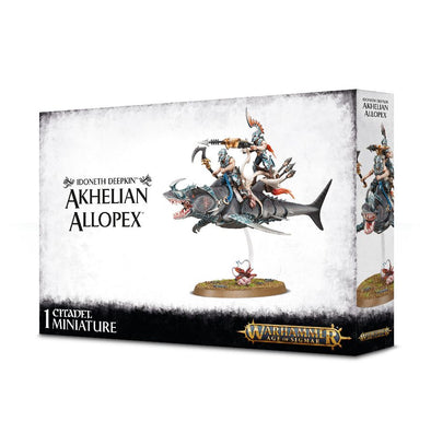 Warhammer - Age of Sigmar - Idoneth Deepkin - Akhelian Allopex available at 401 Games Canada