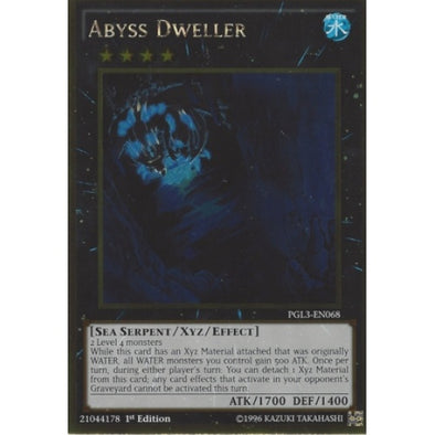Abyss Dweller - (Gold Rare) (PGL3) available at 401 Games Canada