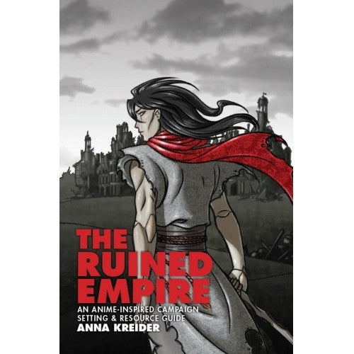 The Ruined Empire - Core Rulebook - 401 Games