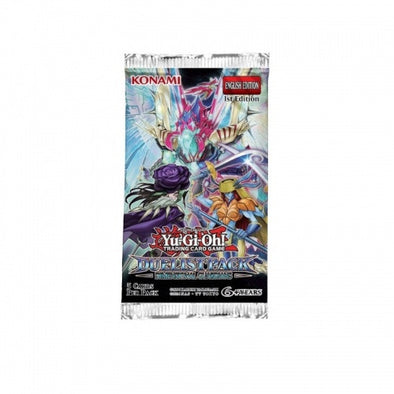 Yugioh - Duelist Pack Dimensional Guardians Booster Pack available at 401 Games Canada