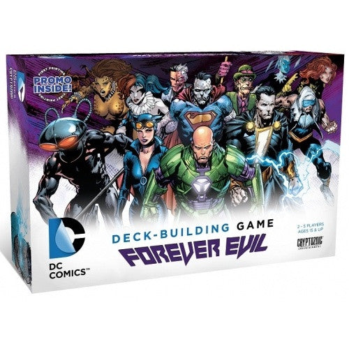 DC Deck Building Game - Forever Evil - 401 Games