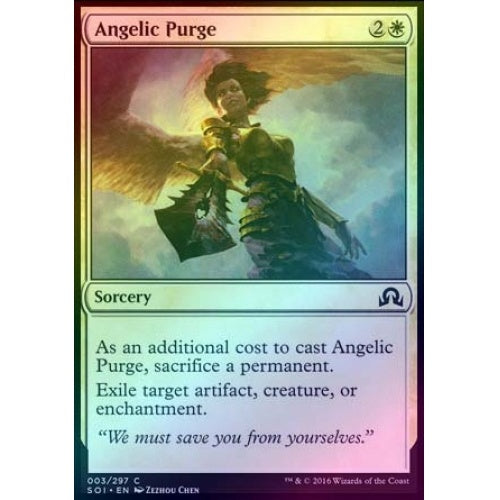 Angelic Purge (Foil) - 401 Games