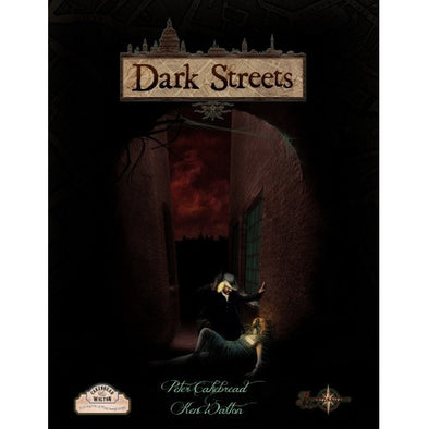 Dark Streets - Core Rulebook available at 401 Games Canada