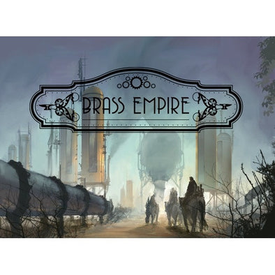Buy Brass Empire and more Great Board Games Products at 401 Games