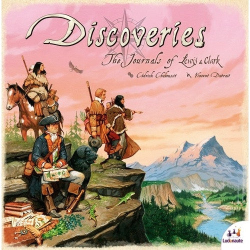 Discoveries: The Journals of Lewis & Clark - 401 Games