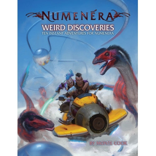 Numenera - Weird Discoveries available at 401 Games Canada