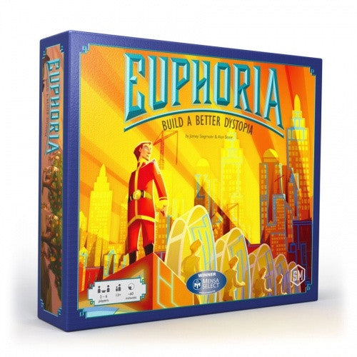 Euphoria - Build a Better Dystopia - 401 Games