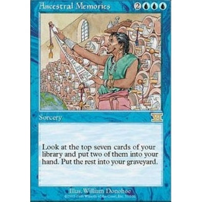 Ancestral Memories available at 401 Games Canada