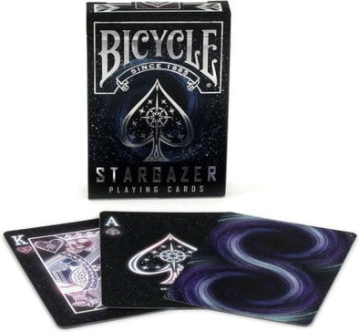 Bicycle - Playing Cards - Stargazer