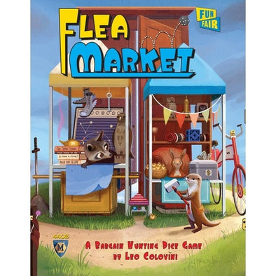 Flea Market - 401 Games
